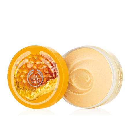 The Body Shop Honeymania Cream Body Scrub (250ml) image