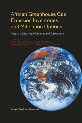 African Greenhouse Gas Emission Inventories and Mitigation Options: Forestry, Land-Use Change, and Agriculture