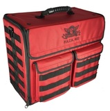 Battle Foam: P.A.C.K. 432 Molle Horizontal - Pluck Foam Load Out (Red)