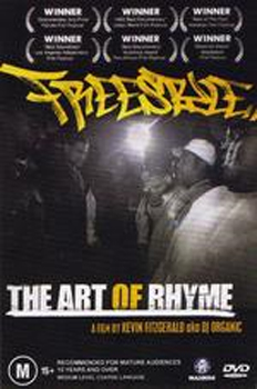 Freestyle: The Art Of Rhyme on DVD image