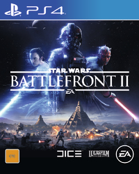Star Wars: Battlefront II for PS4