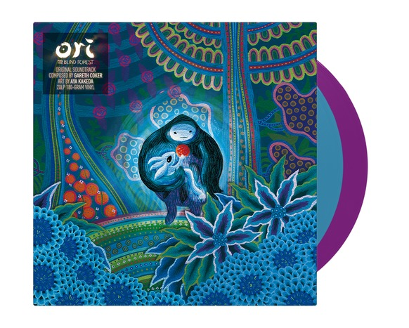 Ori and the Blind Forest Soundtrack (2LP) by Gareth Coker image