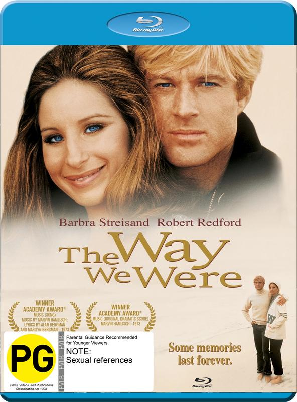 The Way We Were on Blu-ray