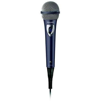 Philips Full size karaoke microphone image