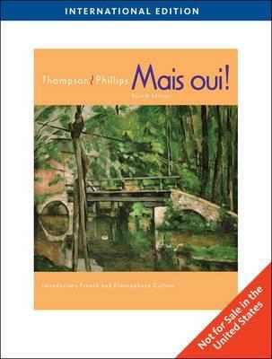 Mais Oui! by Chantal P Thompson