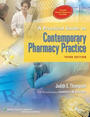 A Practical Guide to Contemporary Pharmacy Practice by Judith E. Thompson image