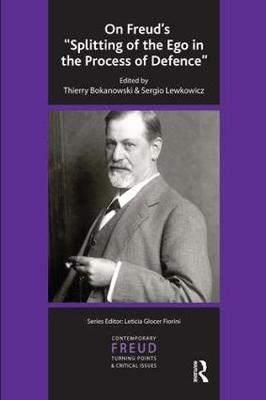 """On Freud's """"Splitting of the Ego in the Process of Defence"""" by Thierry Bokanowski image"""