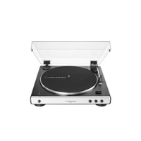 Audio Technica: Fully Automatic Bluetooth Turntable (White) image