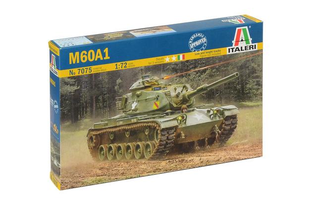 Italeri 1/72 M60A1 - Model Kit