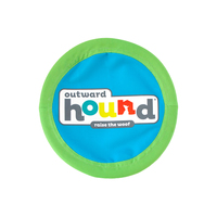 Outward Hound: Soft Fetch Flyer Blue - Large