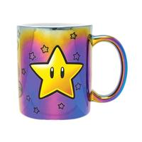 Super Mario Star Power Metallic Mug (315ml)
