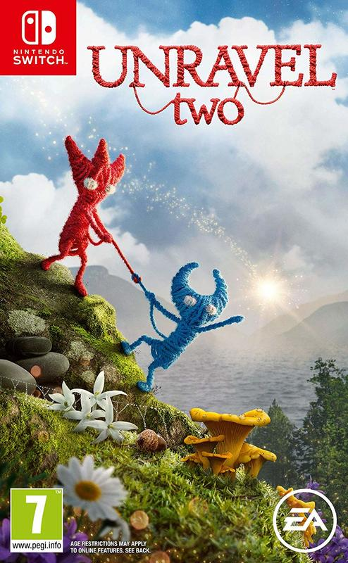 Unravel Two for Switch