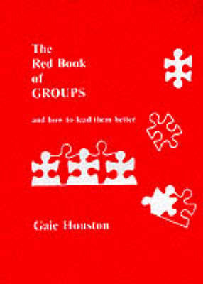 The Red Book of Groups by Gaie Houston image