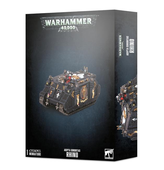 Warhammer 40,000: Adepta Sororitas Rhino