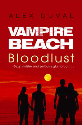 Vampire Beach: Bloodlust by Alex Duval image