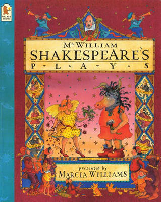 Mr. William Shakespeare's Plays by Marcia Williams image
