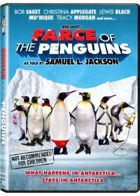 Farce Of The Penguins on DVD image