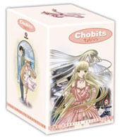 Chobits - Vol 1 - Persocom - Series Box & T-Shirt on DVD