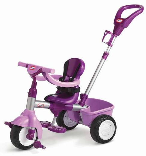 Buy Little Tikes 3 In 1 Trike Pink And Purple At Mighty