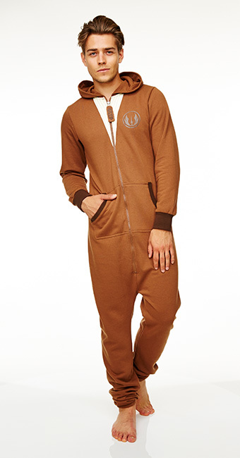 Star Wars Jedi Men s Adult Onesie Images at Mighty Ape NZ b4f90371e