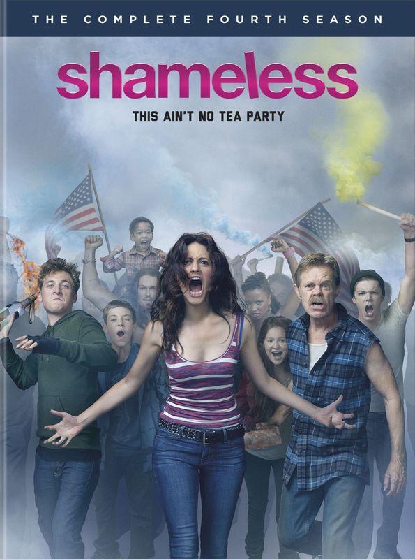 Shameless - The Complete Fourth Season on DVD