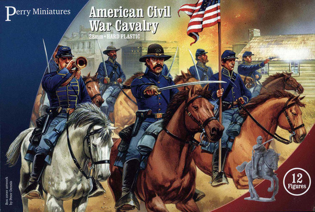 American Civil War: Cavalry (1861-1865)