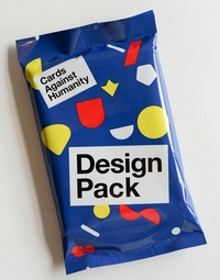 Cards Against Humanity: Design Pack image