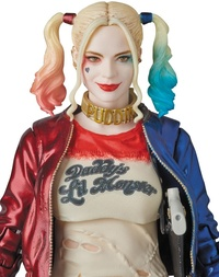 Suicide Squad: MAFEX Harley Quinn - Articulated Figure