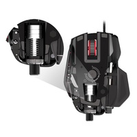 Mad Catz RAT 8 Gaming Mouse for PC image