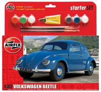 Airfix: 1:32 VW Beetle - Starter Model Kit image