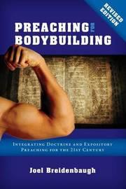Preaching for Bodybuilding by Dr Joel R Breidenbaugh image