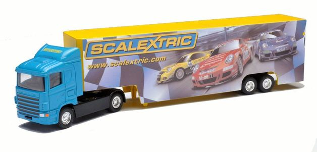Corgi: 1/64 Scalextric Racing Team Truck