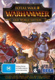 Total War Warhammer: Old World Edition for PC Games