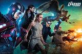 DC's Legends Of Tomorrow Team Maxi Poster (611)