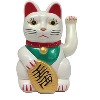 White Lucky Cat (Second)