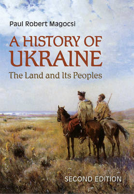 A History of Ukraine by Paul Robert Magocsi image