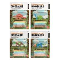 Crystal Dinosaurs