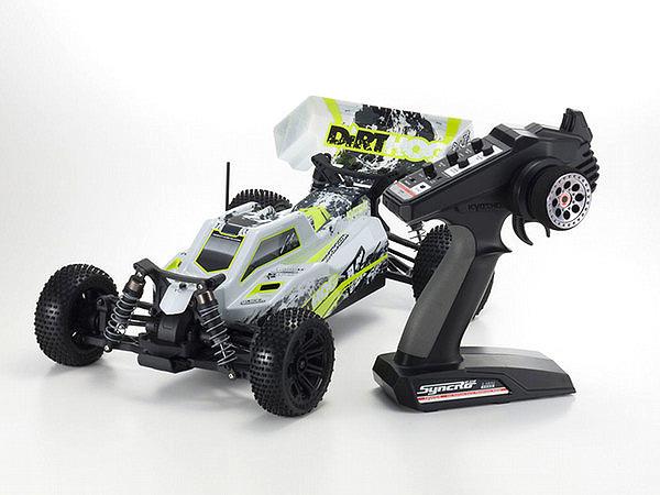 Kyosho 1/10 EP 4WD Readyset Fazer Dirt Hog Type 1 - (Yellow) image