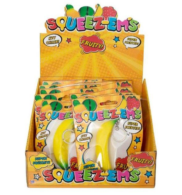 Squeez-em's - Scented Banana (Small) image