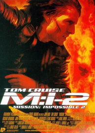 Mission: Impossible 2 on UHD Blu-ray image