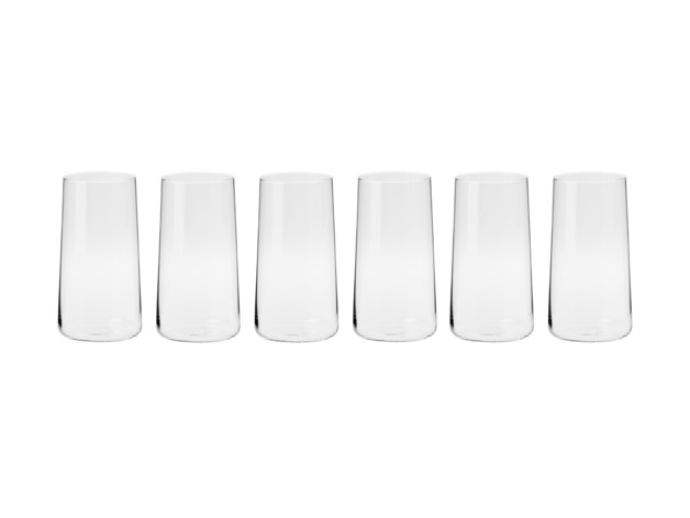 Krosno: Avant-Garde Highball Set of 6 (540ml)