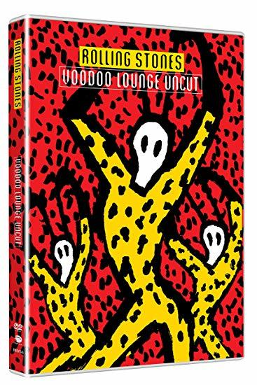 Voodoo Lounge Uncut on DVD by The Rolling Stones image