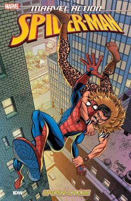 Marvel Action: Spider-Man: Spider-Chase (Book Two) by Erik Burnham