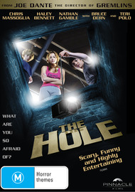 The Hole on DVD