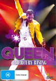 Queen: Mercury Rising DVD
