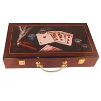 Las Vegas Deluxe Poker Set
