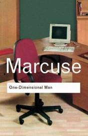 One-Dimensional Man by Herbert Marcuse image