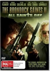 The Boondock Saints II - All Saints Day on DVD
