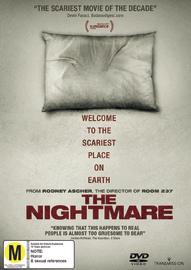 The Nightmare DVD