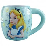 Alice in Wonderland - Blue Alice Ceramic Mug
